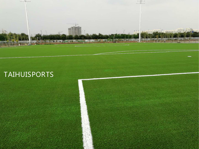 Soccer Training Center of FIFA Quality Pro including shock pad and TPE infill granule