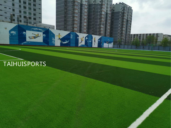 Middle Shool with Performance Shock pad Underlay